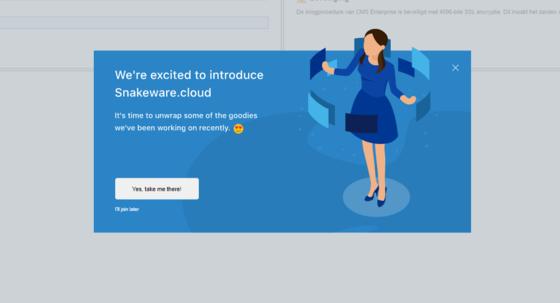 inlog afbeelding snakeware.cloud